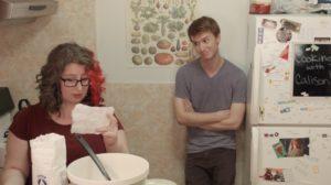 Carl and Alison's kitchen set: season 2